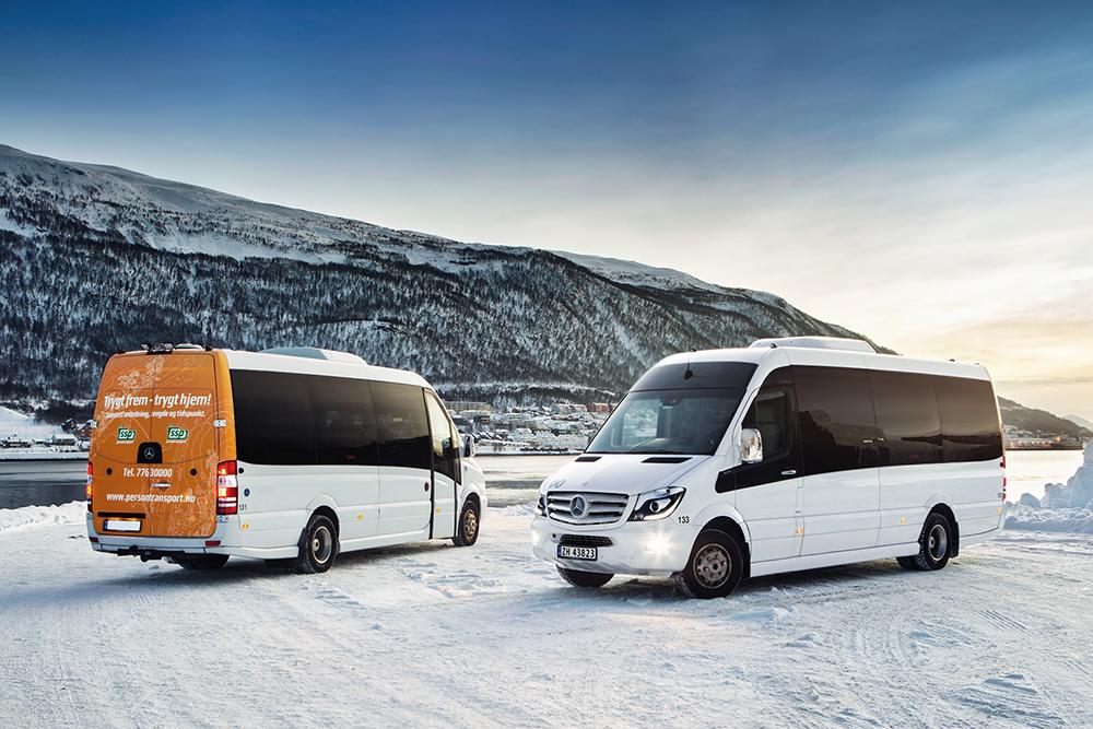 SSP * Minibusser